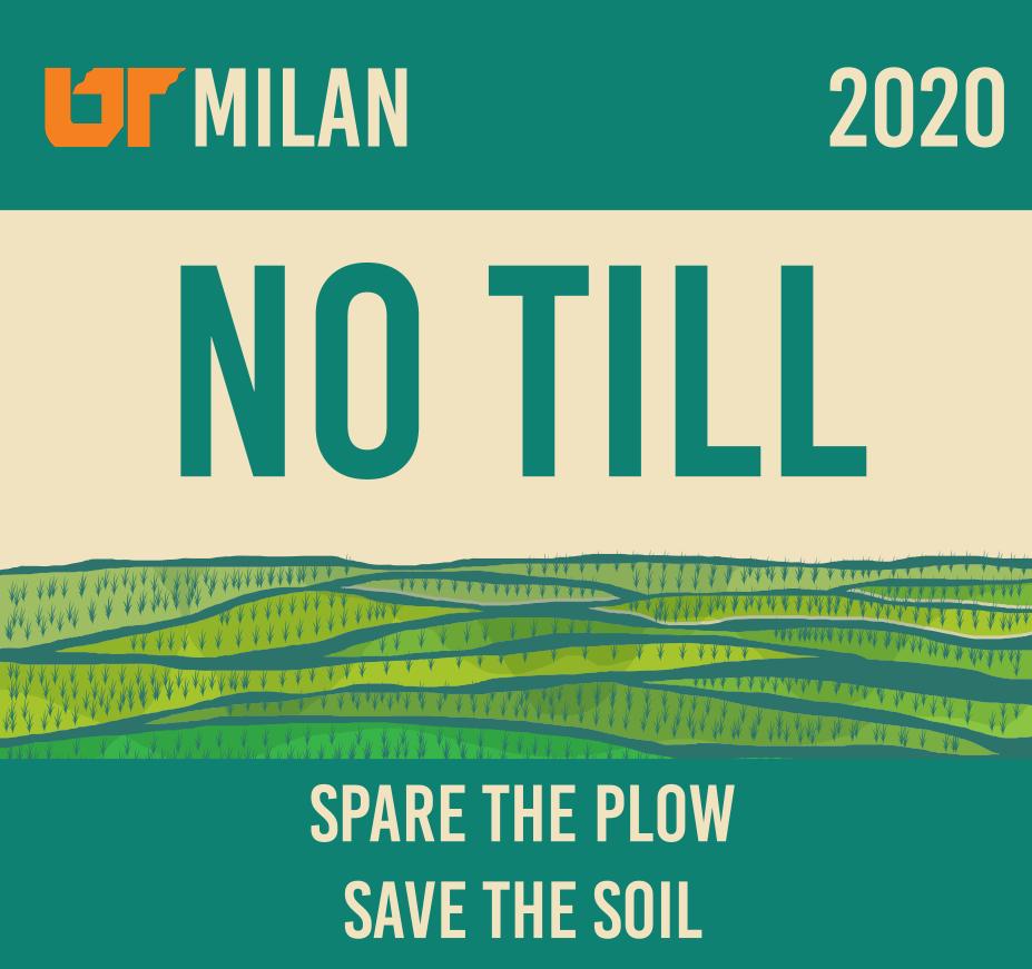 Milan No-Till Field Day 2020 logo